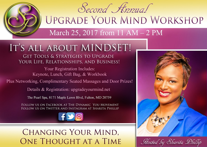 Upgrade Your Mind 2017
