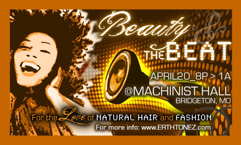 Beauty & THE BEAT Flyer