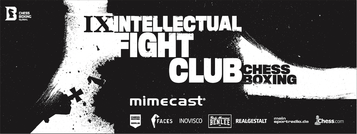 Intellectual Fight Club IX - Urban Amateur Chessboxing BERLIN
