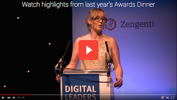 Watch the highlights video from last year's DL100 Awards Dinner