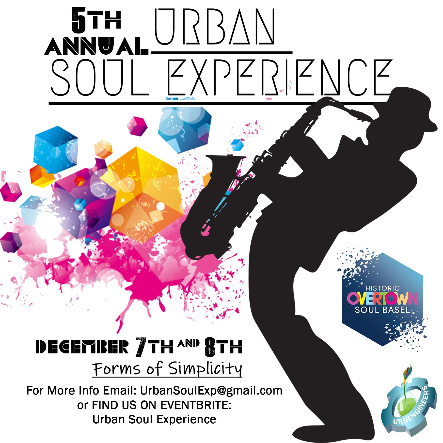 5th Annual Urban Soul Experience