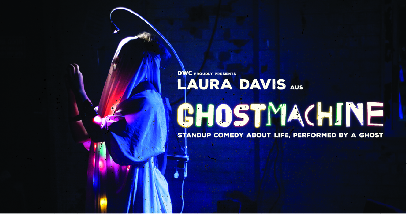 Laura Davis in Ghost Machine