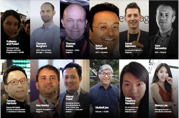Meet Magento ID 2018 Speakers