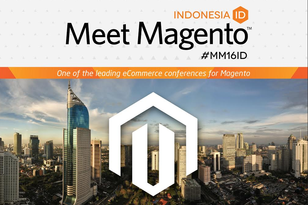Meet Magento Indonesia 2016