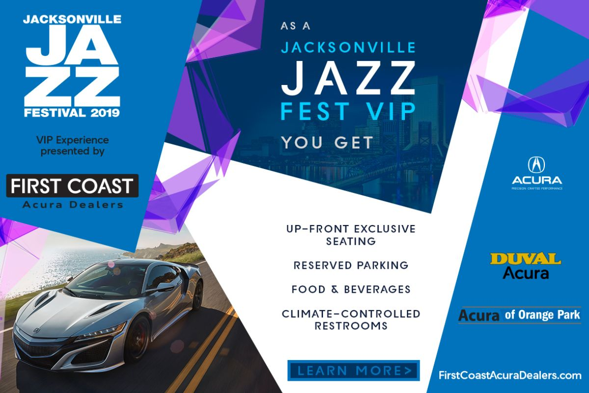 First Coast Acura VIP Experience