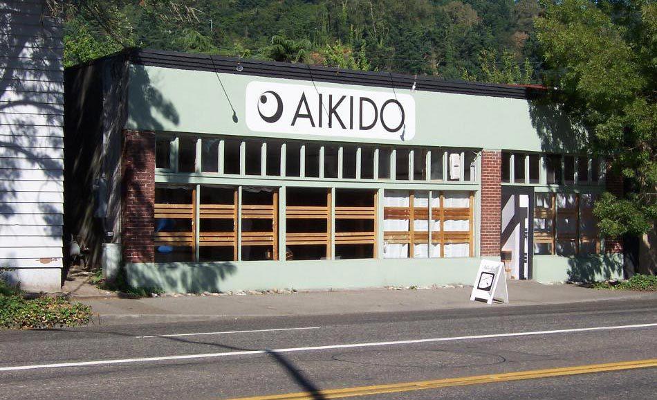 Aikido location 6415 SW Macadam Ave
