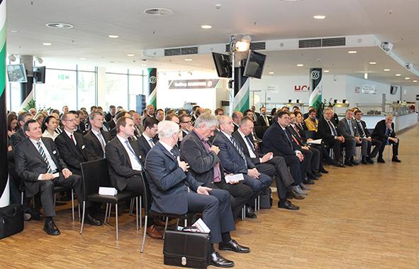 Jahresnetzwerktreffen Niedersachsen Aviation 2015