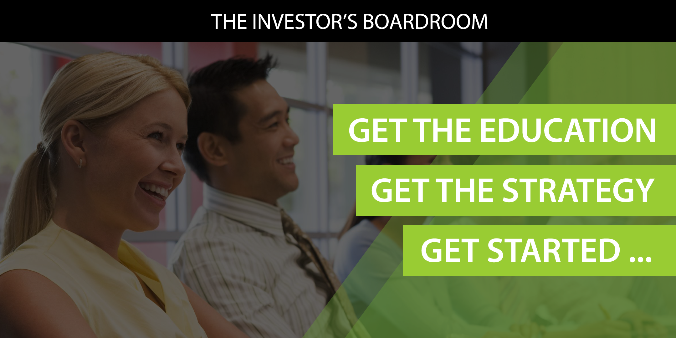 The Investor's Boardroom Event