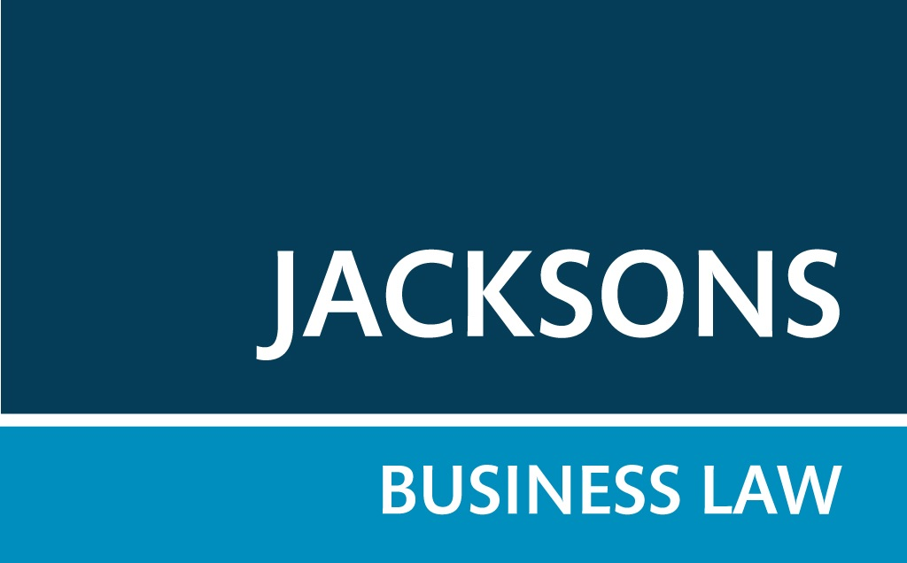 Jacksons Business Law Logo
