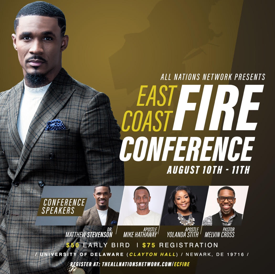 East Coast Fire COnference Speakers