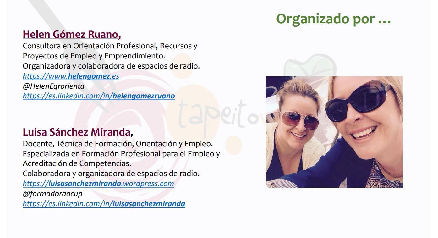 Organizadoras