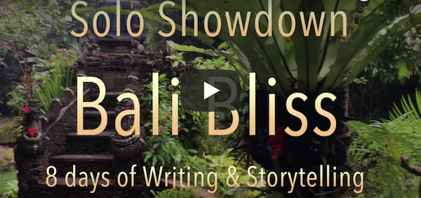 Solo Showdown Bali Bliss Testimonial Video