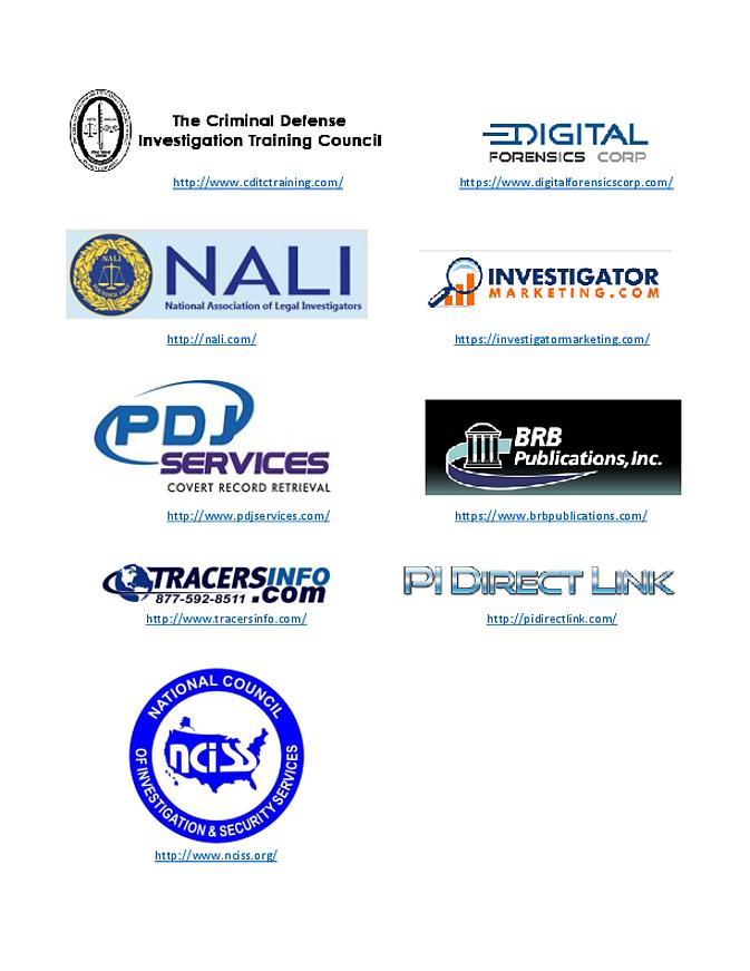 IAPI 2016 Event Sponsors