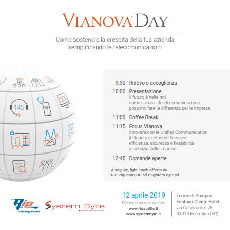 VIANOVA DAY