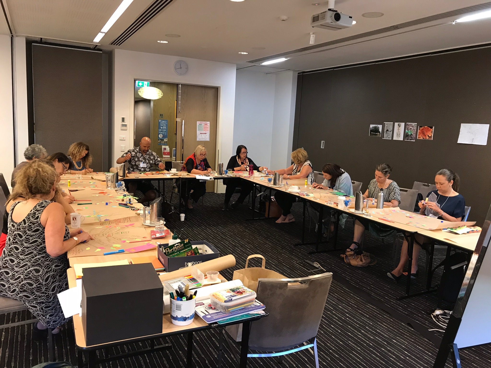ICF Victoria Seeds of Success workshop