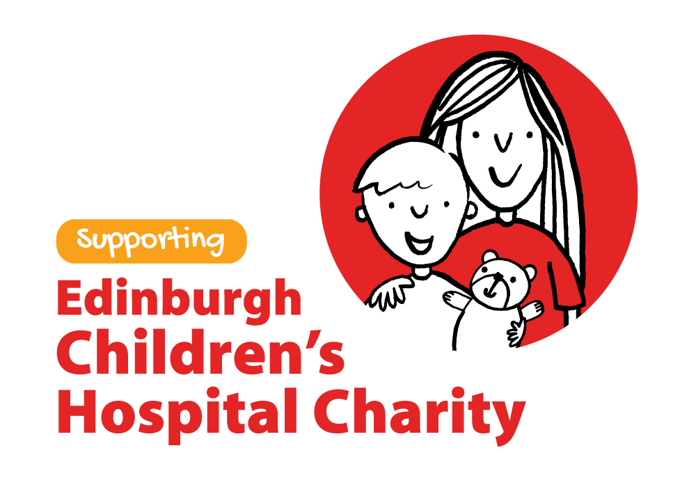 Logo forEdinburgh Childrens Hospital Charity