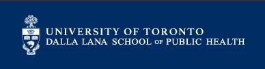 Dalla Lana School of Public Health Logo