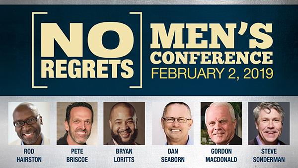 No Regrets 2019 Speakers