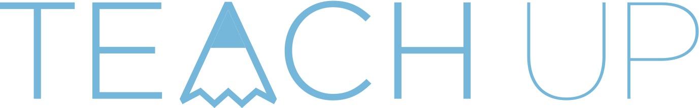 Teach Up logo