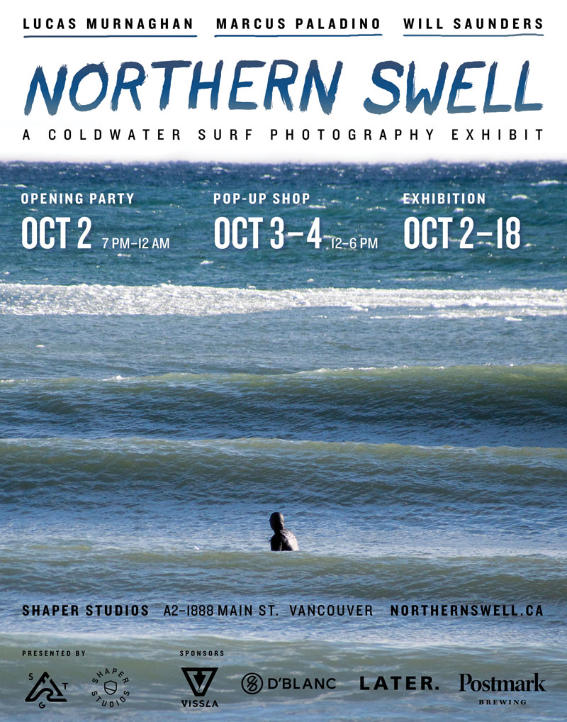 Northern Swell Poster