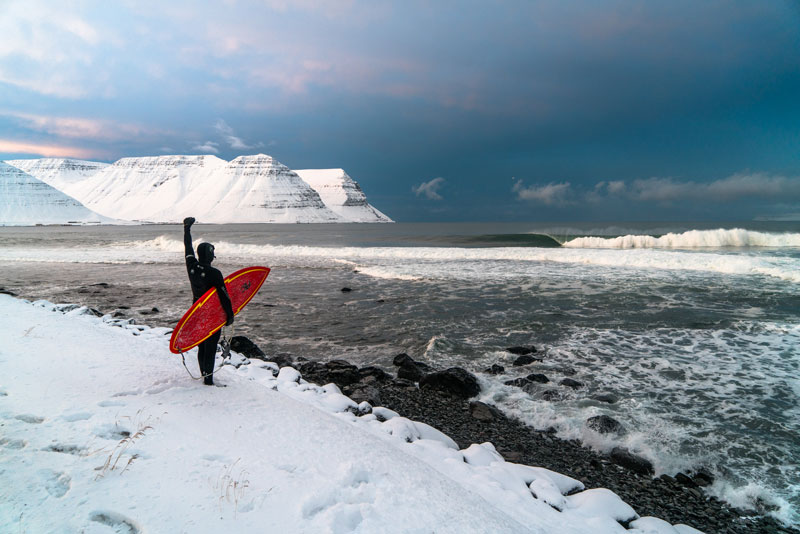 Chris Burkard Under An Arctic Sky