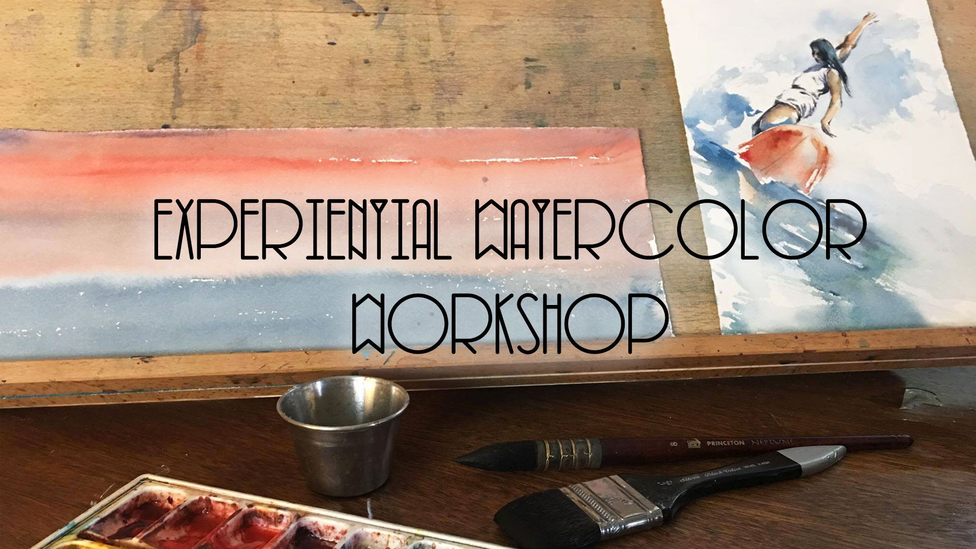 Experiential Watercolour Workshop