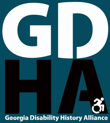 Georgia Disability History Alliance logo