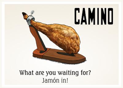 Camino - A Taste of Spain