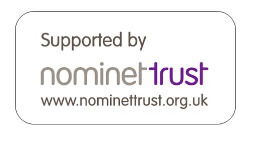 supported by Nominet Trust