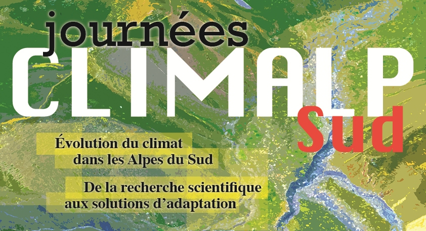 Journées CLIMALPSUD