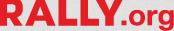 Rally.org logo