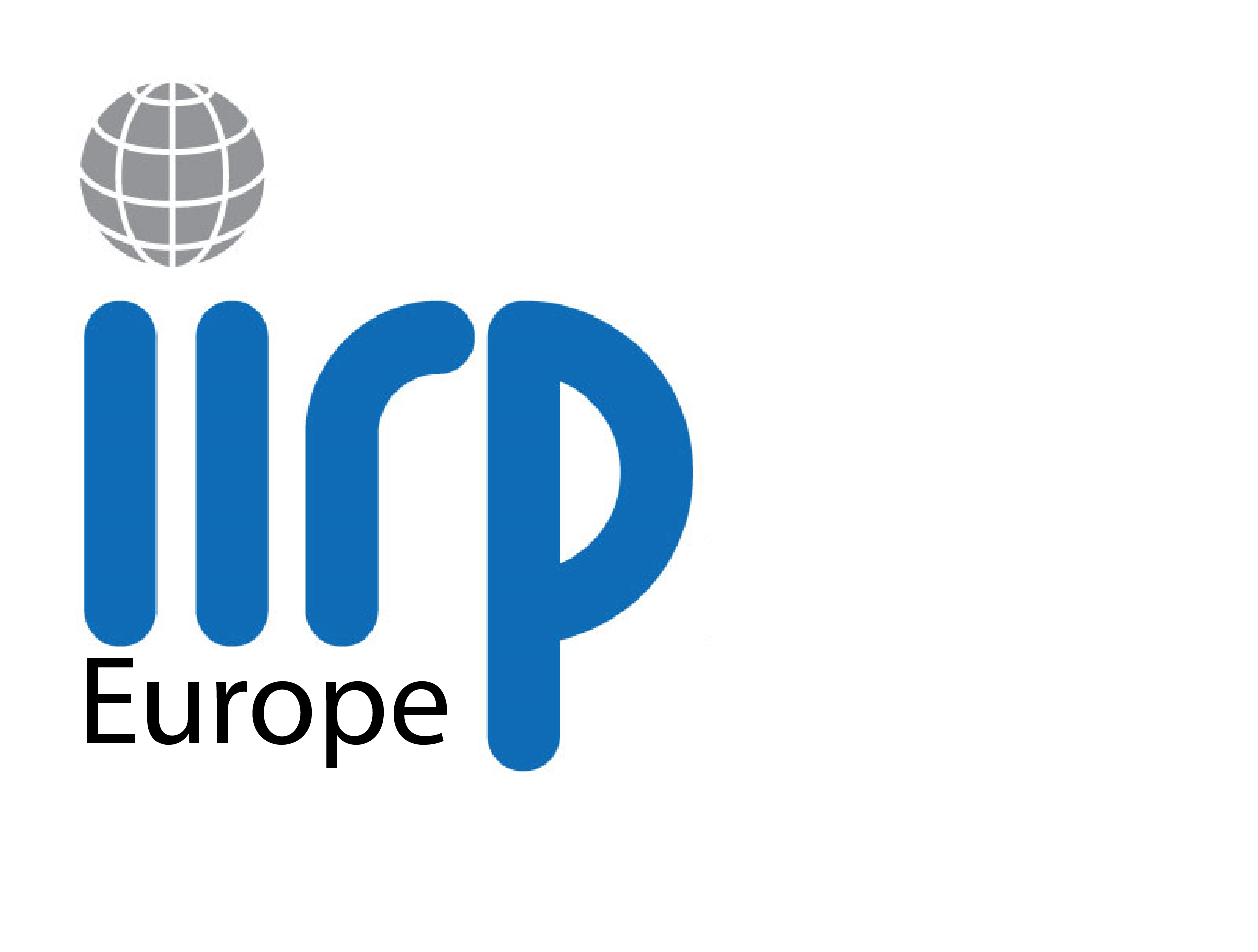IIRP Europe Official Partner Logo NEW