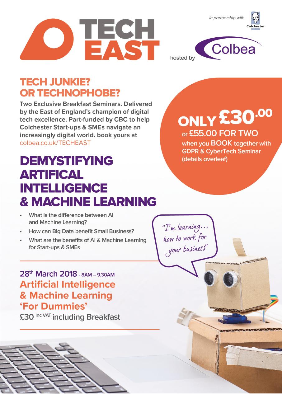 AI Seminar Colchester