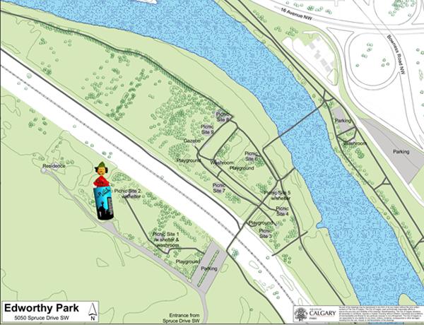 Edworthy Park Site #2