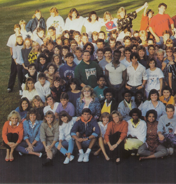 Class of 87