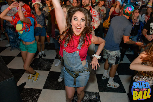 Saved By The Ball 90s Party on Saturday, February 2, 2019