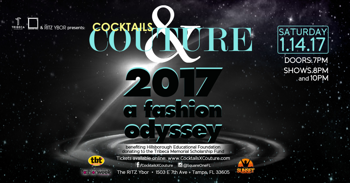 Cocktails & Couture - January 14, 2017