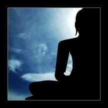 serene Buddha picture