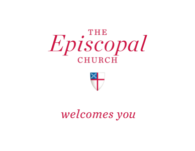 Episcopal Welcome