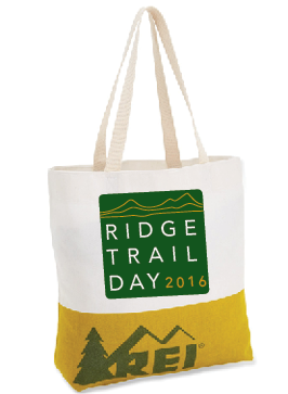 Ridge Trail Day Tote