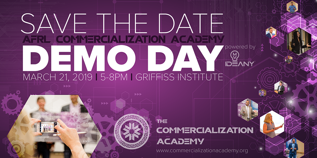 Save the date for March 21 Demo DAy
