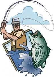 Clip Art Fishing Picture