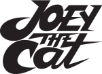 Joey the cat logo