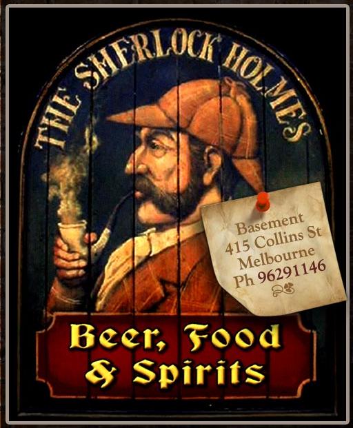 The Sherlock Holmes Inn