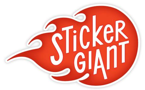 Sticker Giant is our Corperate Sponsor that is promoting swag for our event. Please check it out!