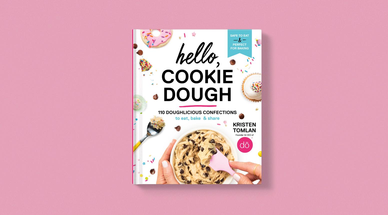Hello, Cookie Dough Cookbook
