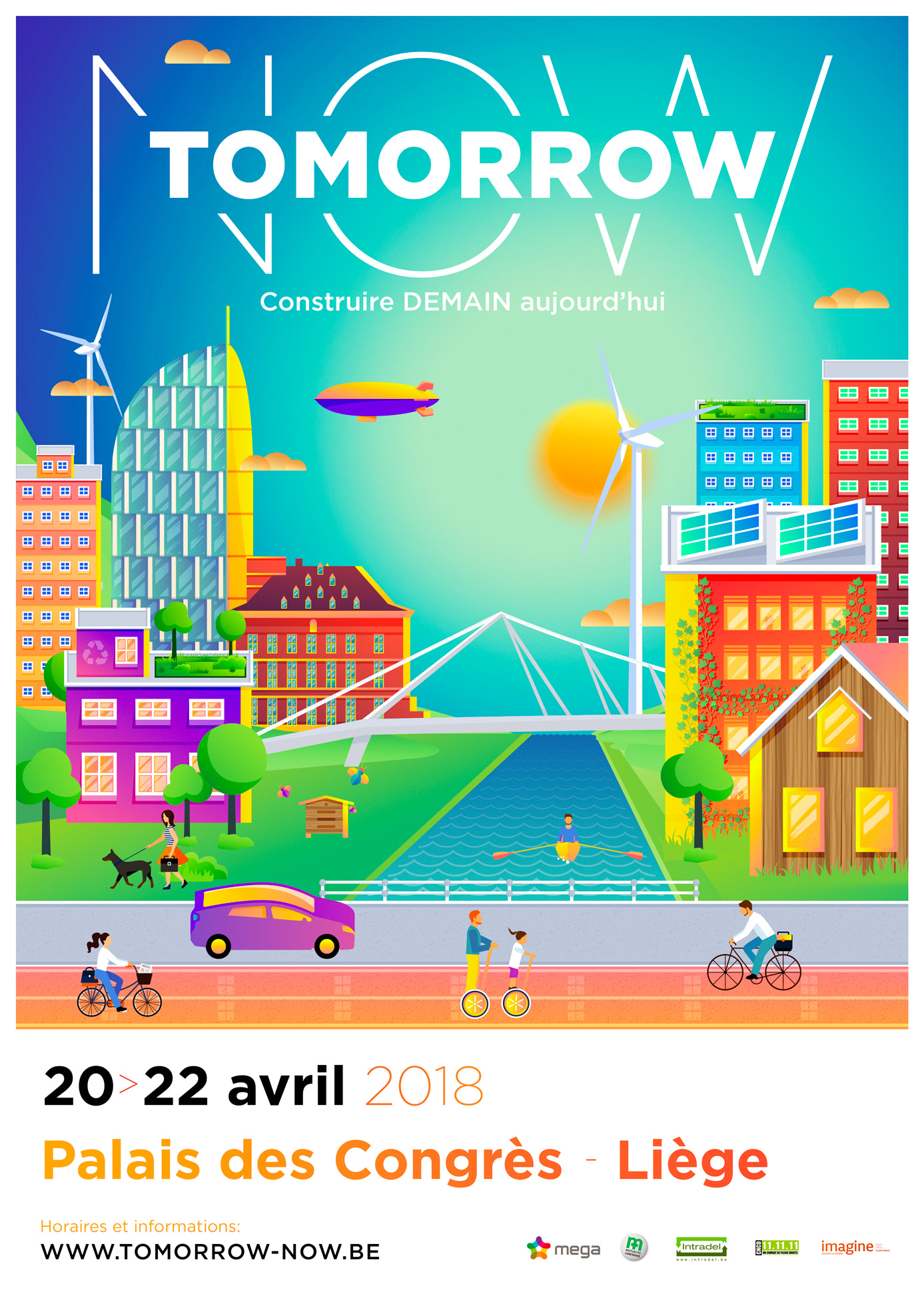 Festival TomorrowNow programmation
