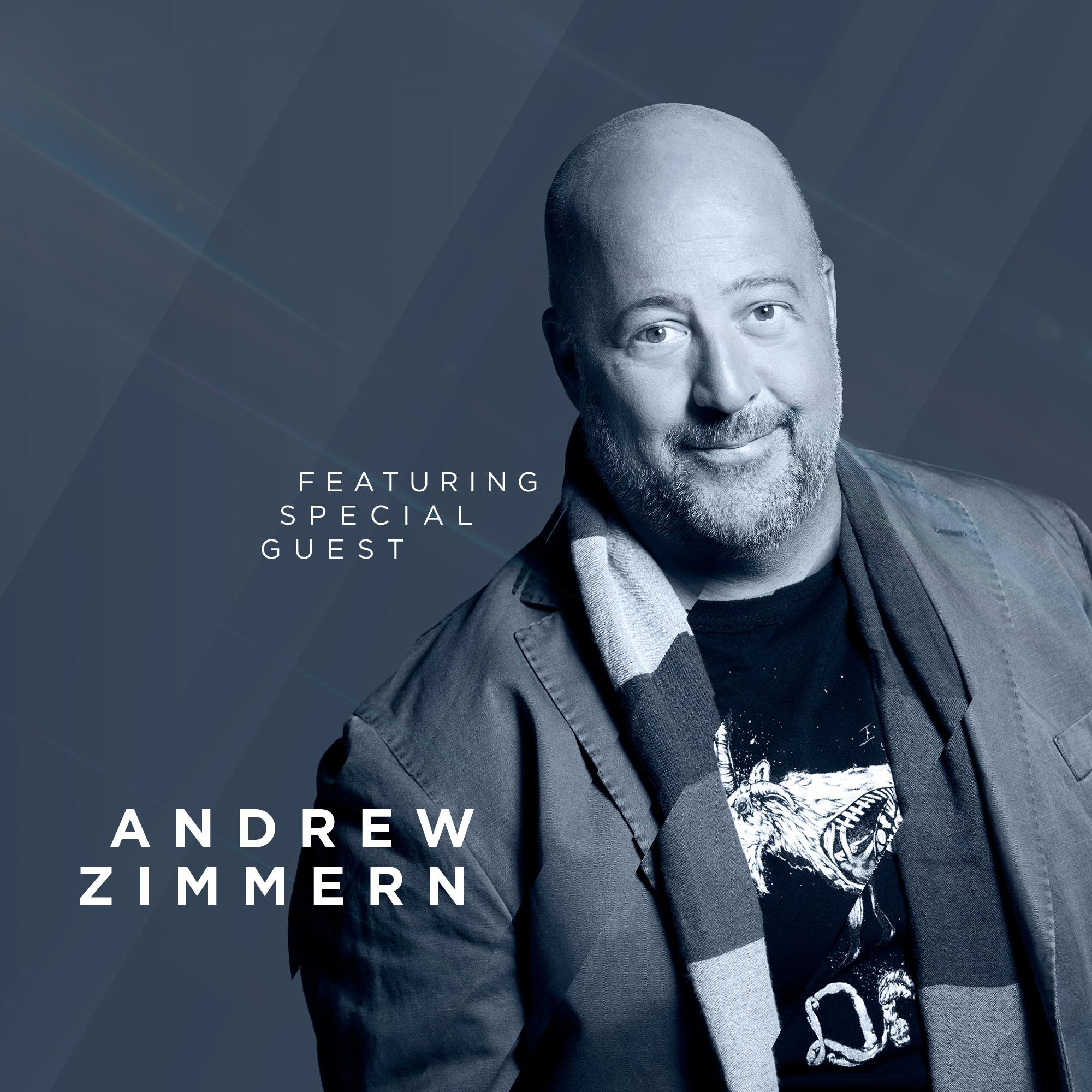Honoring Andrew Zimmern