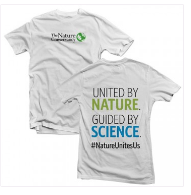 March for Science/TNC t-shirt