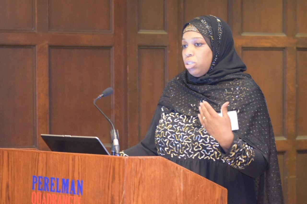 Attorney Tahirah Amatul-Wadud